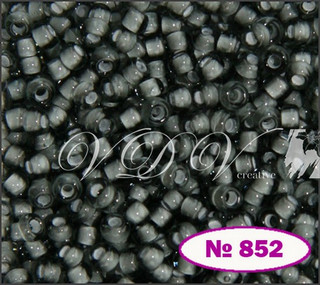 Бисер 10/0 № 852 / 45016 (мелованный)