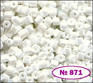 Бисер 10/0 № 871 / 46102 (рубка)