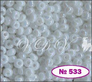 Бисер 10/0 № 533 / 46205 (перламутровый)