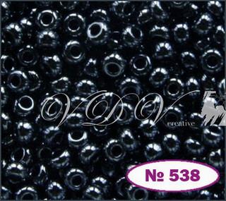 Бісер 10/0 538/49102 (перламутровий (ірис))
