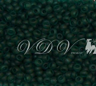 Бисер 10/0 № 163 / 50710 (прозрачный матовый)