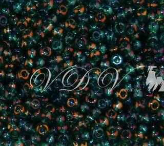 Бісер 10/0 764/51710 (прозорий райдужний)