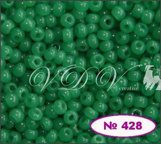 Бисер 10/0 № 428 / 52240 (алебастровый)