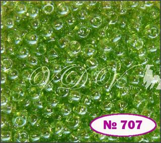 Бисер 10/0 № 707 / 56220 (глазурированный)