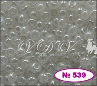 Бисер 10/0 № 539 / 57102 (перламутровый)