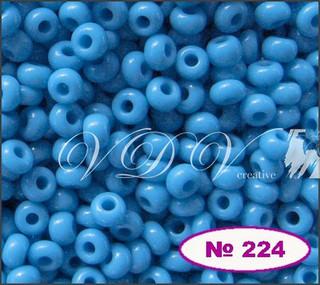 Бисер 10/0 № 224 / 63050 (натуральный)