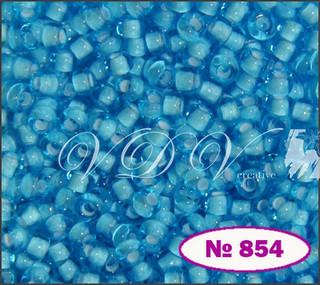 Бисер 10/0 № 854 / 65016 (мелованный)