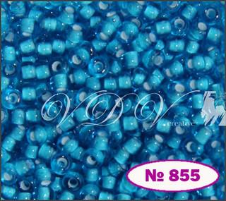 Бисер 10/0 № 855 / 65156 (мелованный)