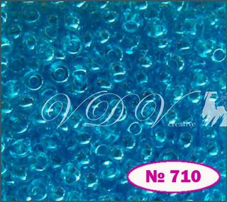 Бисер 10/0 № 710 / 66010 (глазурированный)