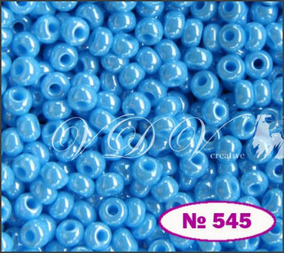 Бісер 10/0 545/68020 (перламутровий)