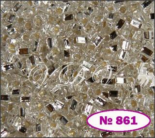 Бисер 10/0 № 861 / 78102 (рубка)
