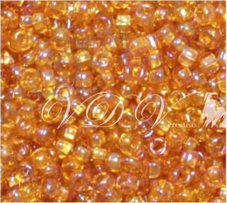 Бисер 10/0 № 772 / 81060 (прозрачный радужный)