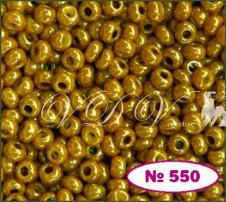 Бисер 10/0 № 1017 / 83119 (перламутровый люкс)