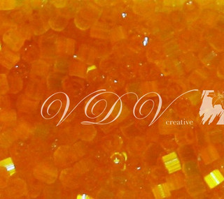 Бисер 10/0 № 843 / 85011 (сатин)