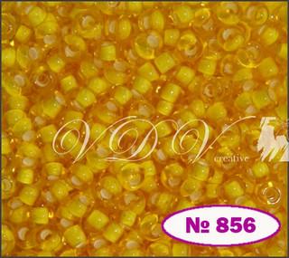 Бисер 10/0 № 856 / 85016 (мелованный)