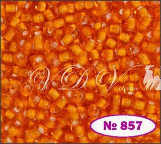 Бисер 10/0 № 857 / 85066 (мелованный)