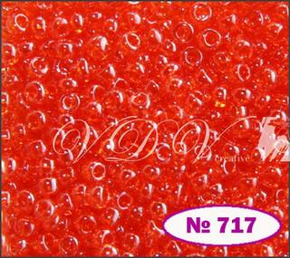 Бисер 10/0 № 717 / 96030 (глазурированный)