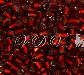Бисер 10/0 № 869 / 97120 (рубка)
