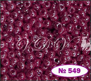 Бисер 10/0 № 549 / 98210 (перламутровый)