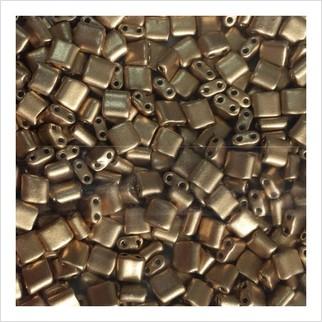Бісер Каро 5х5 мм №2004 (металізований)