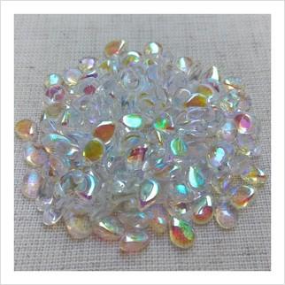 Бусины PIP №00030/28701 (Crystal AB)