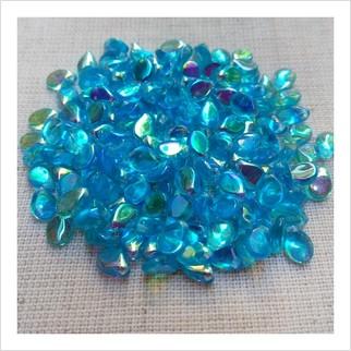 Бусины PIP №60020/28701 (Crystal AB)