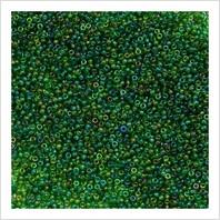 Бисер микро 15/0 № 51120n (прозрачный радужный)