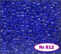 Бисер 10/0 № 01131 / 812 (кристаллический)