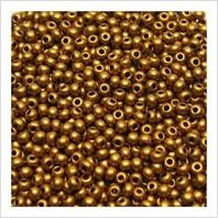 Бісер 10/0 822/01740 (металізований матовий)