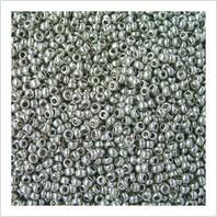 Бисер 10/0 № 18542 / 574 (металлизированный)