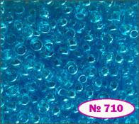 Бисер 10/0 № 66010 / 710 (глазурированный)