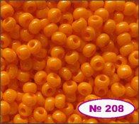 Бисер 10/0 № 93110 / 208 (натуральный)