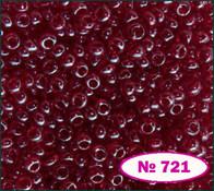 Бисер 10/0 № 96120 / 721 (глазурированный)