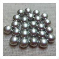 Бусины Candy №02010/01700 (металлизированный)