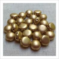 Бусины Candy №02010/01710 (металлизированный)