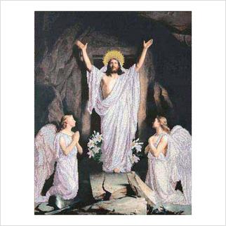 """Набор для вышивания бисером ''Воскресение Господне"""""""
