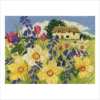 """Набор для вышивания ''Цвет весны"""""""