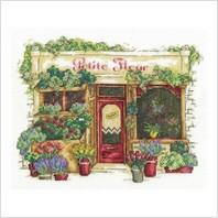 Набор для вышивания ''Цветочный магазин