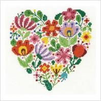 Набор для вышивания ''Букет любви