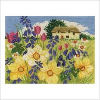 Набор для вышивания ''Цвет весны