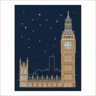 Набор для вышивания ''Лондон ночью