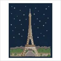 Набор для вышивания ''Париж ночью