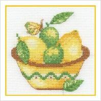 Набор для вышивания ''Лимон