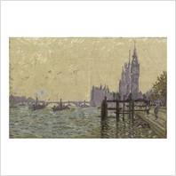 Набор для вышивания ''Темза ниже Вестминстера