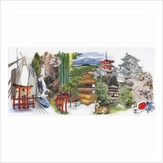 """Набор для вышивания ''Япония"""""""