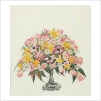 Набор для вышивания ''Весенние цветы