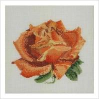 Набор для вышивания ''Красная роза