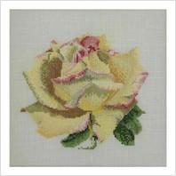 Набор для вышивания ''Желтая роза