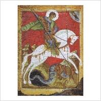 Набор для вышивания ''Святой Георгий