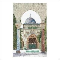 Набор для вышивания ''Мечеть Аль-Акса